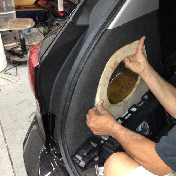 Car stereo installation, for car audio in Nashville, call Cartronics, car amplifier installation, marine stereo systems, motorcycle speakers and more!