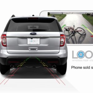 Voxx Wireless LOOK-IT Backup Camera